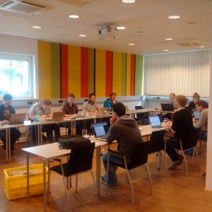 MICO Hackathon in Salzburg
